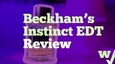 david beckham instinct edt review image