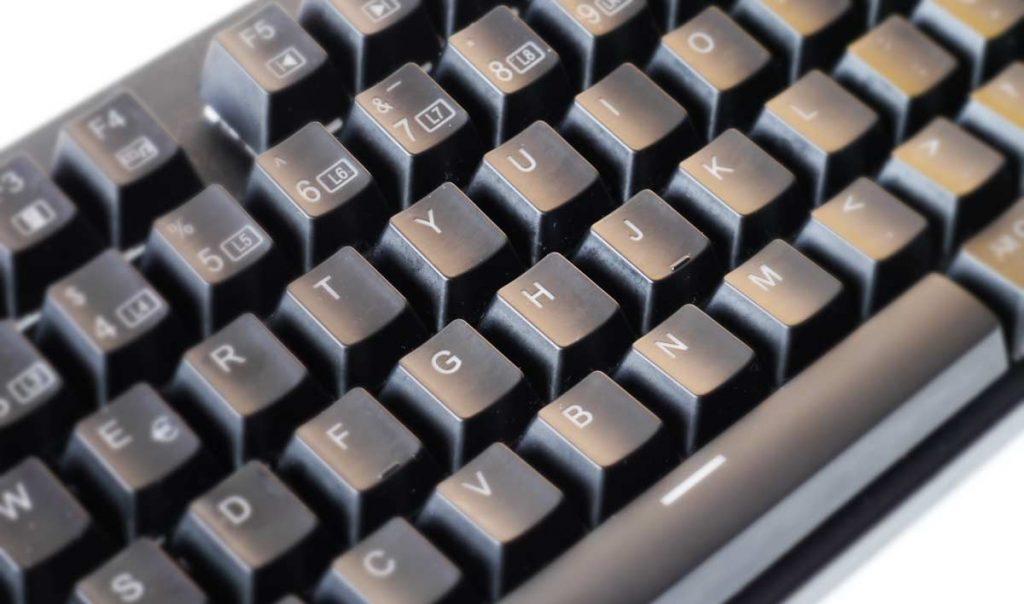 RGB LED Gaming Keyboard Key Detail