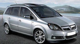 Vauxhall Zafira mk2 Review