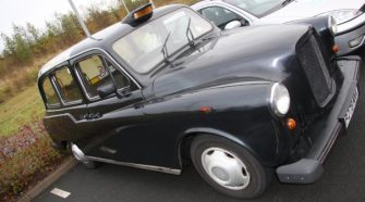 LTI Fairway Driver London Taxi Review
