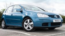 VW Golf TDI Sport MK5 Hero Image