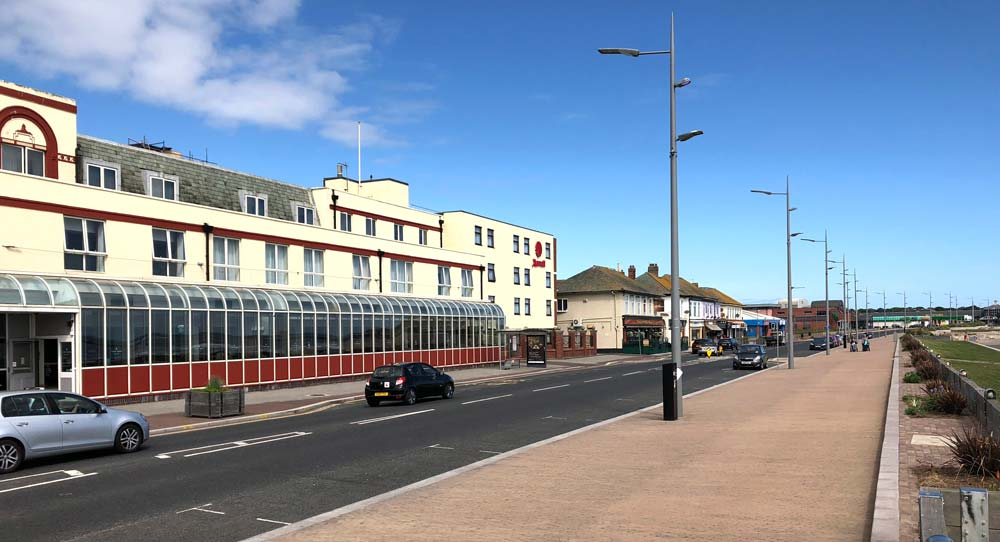 Seaburn - Sunderland - Restaurants and Marriott - wetryanything