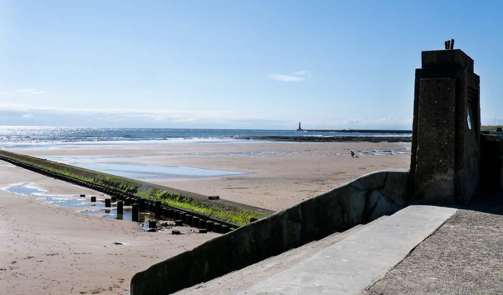 Seaburn Steps Sunderland - wetryanything