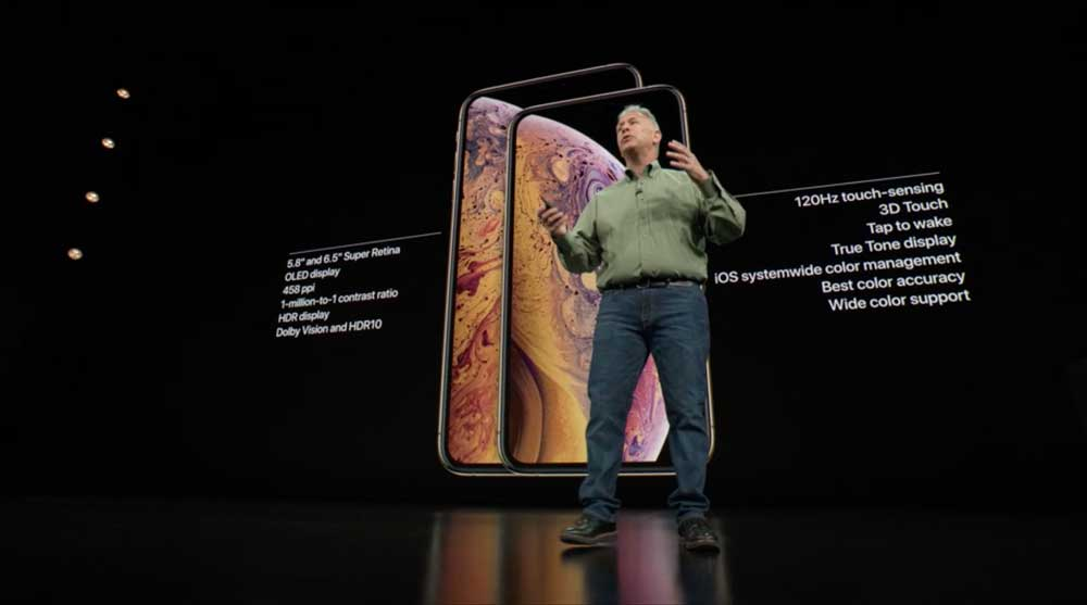Apple iPhone X S Max Specs