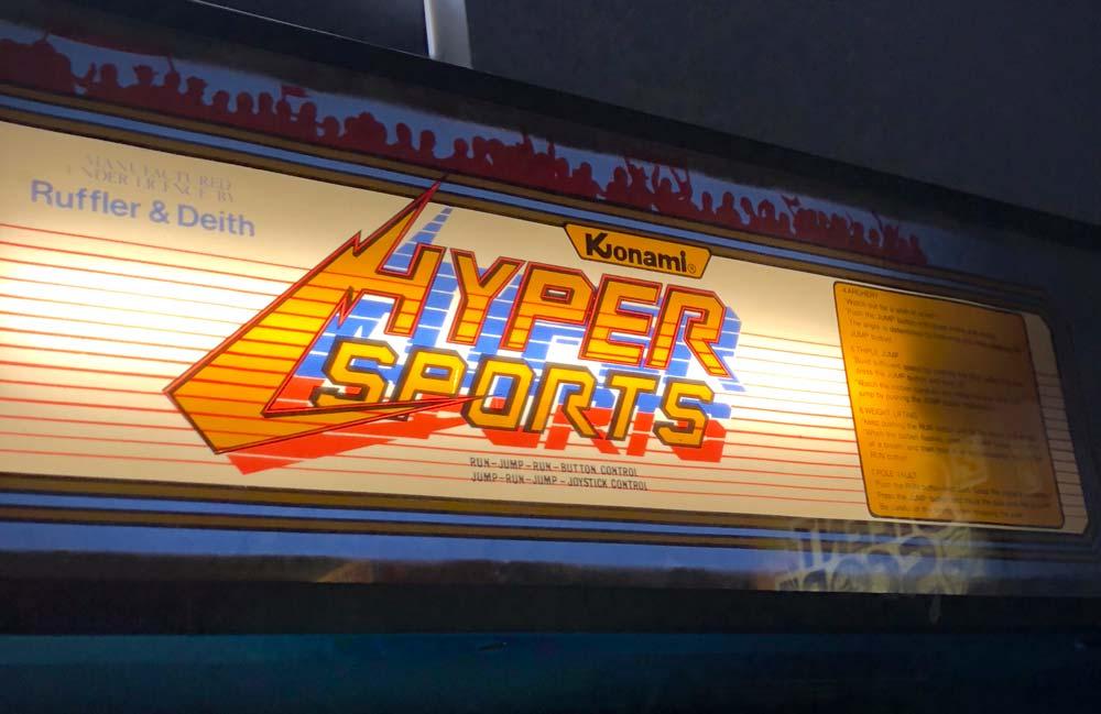 Arcade Club Bury Hyper Sports