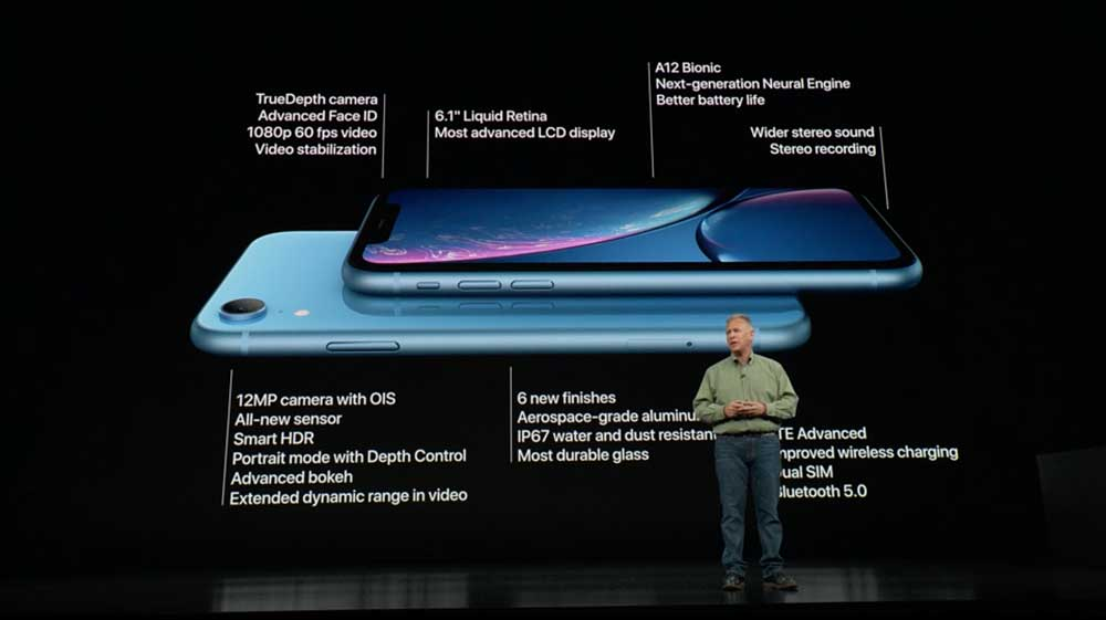 iPhone 10R Spec iPhone XR Spec