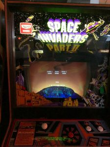 Arcade Club Bury Space Invaders