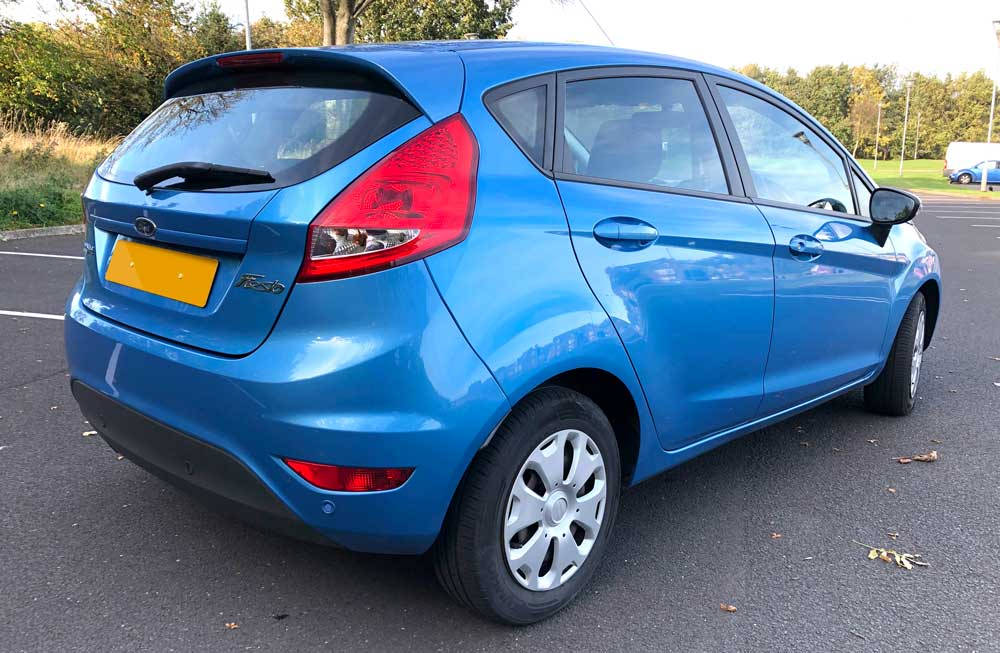 Ford Fiesta Review - Review Three Quarters