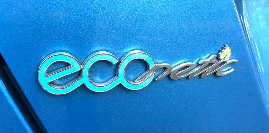 Ford Fiesta Review - ECOnetic logo