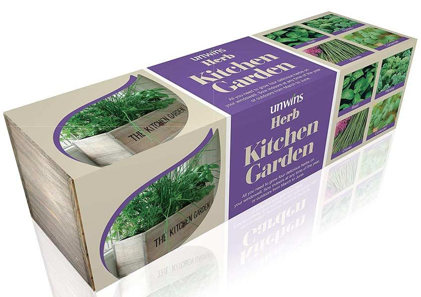 Gardening Gift Idea - Herb Kitchen Garden