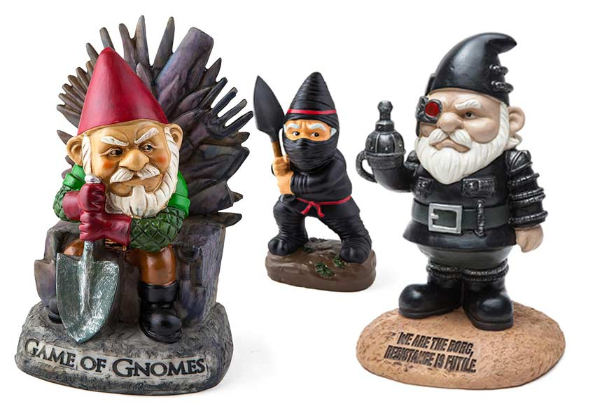 Gift for Gardeners - Gnomes