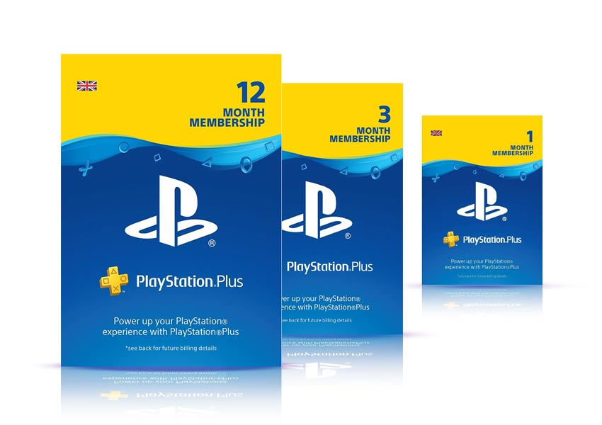 PlayStation Plus Membership Gift Idea