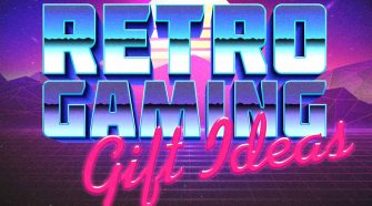 Retro Gaming Gift Ideas