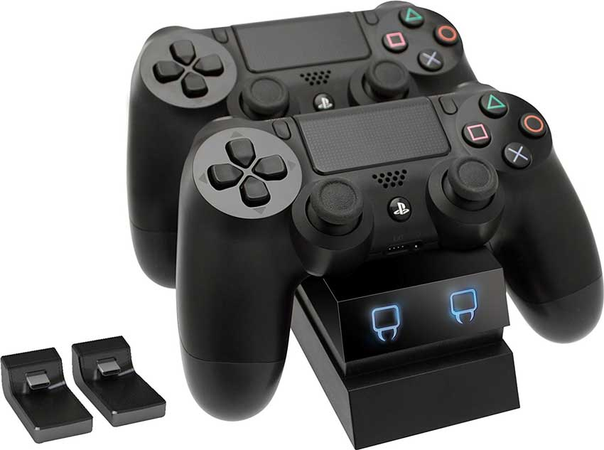 Venom PS44 Twin Charge Docking Station