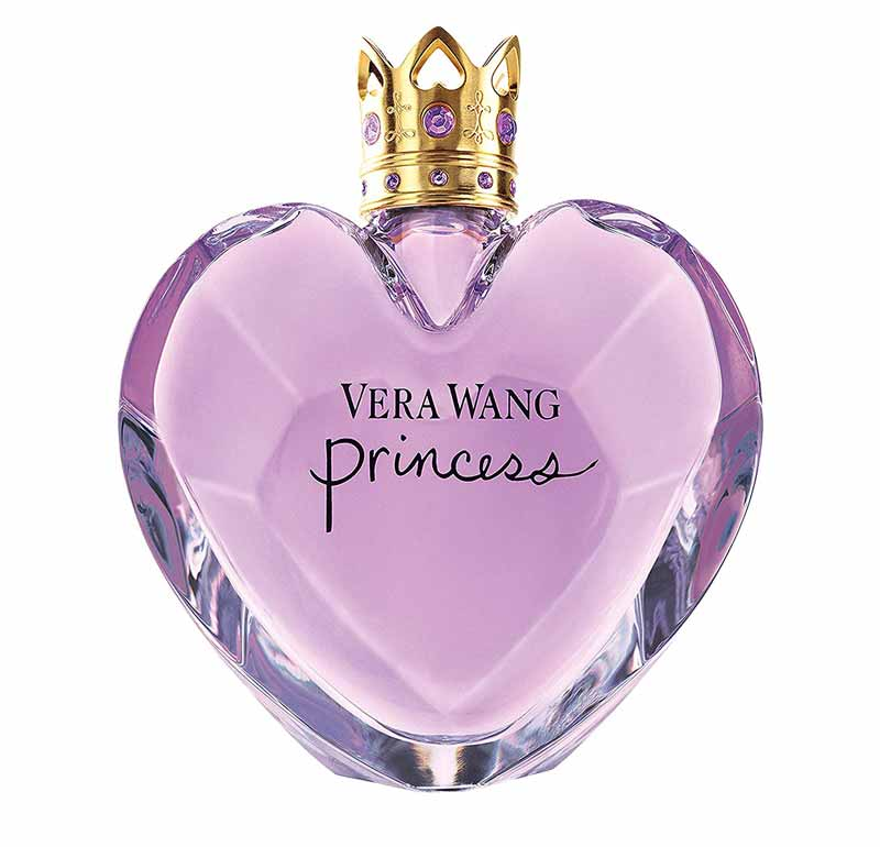 Vera Wang's Princess Perfume Gift