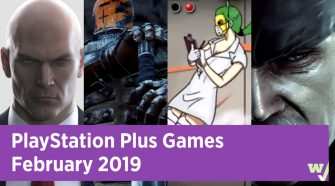 PSPlus Games Announcement Feb 2019
