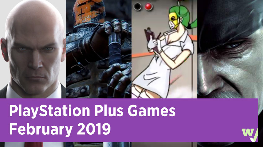 PSPlus Games Announcement Feb 2019
