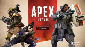 Apex Legends Title Screen - Review