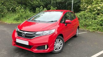 2019 Honda Jazz Review - Front Shot