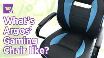 Argos Gaming Chair Unboxing, Build and Impressions