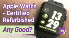 Apple Watch Certified Refurbished Review