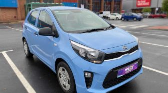 Brand New Kia Picanto Review