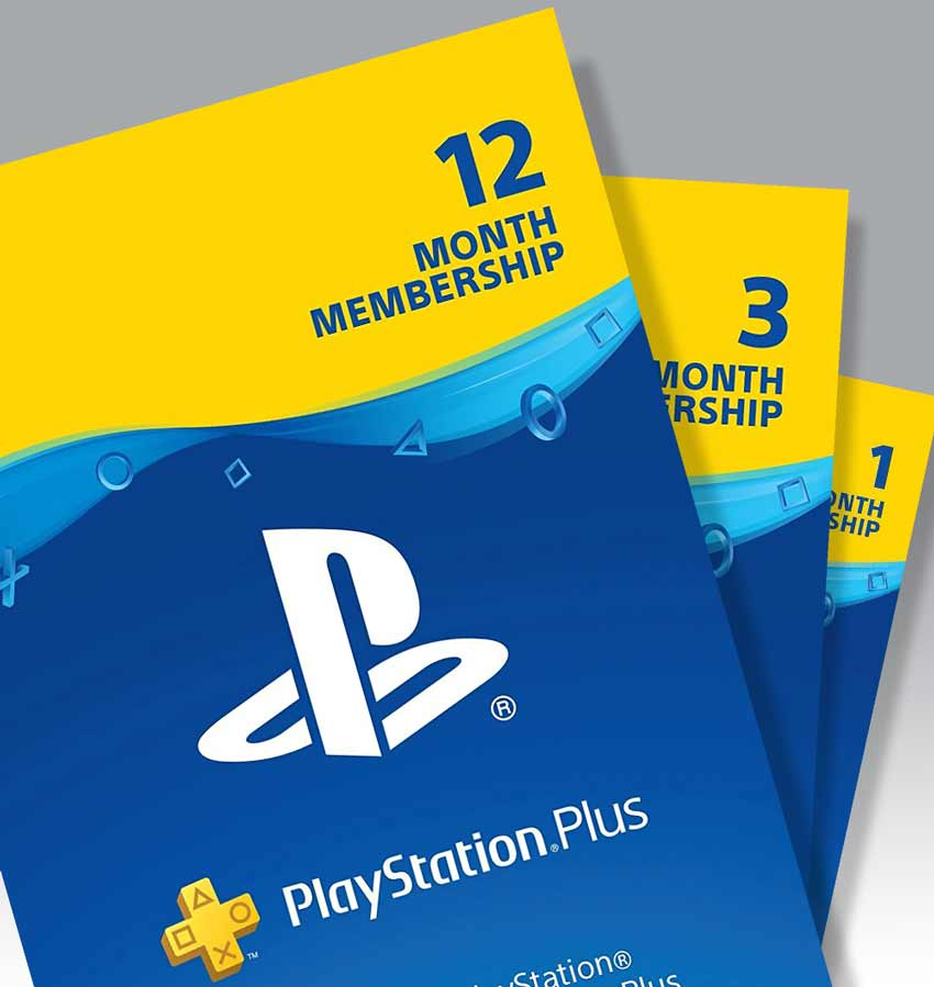 Playstation Plus Subscription Gift